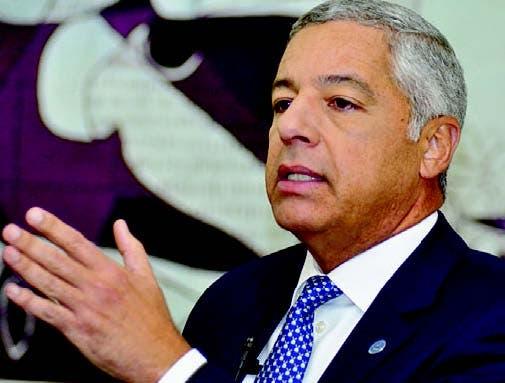Guerrero detalló la composición de la deuda del Estado.