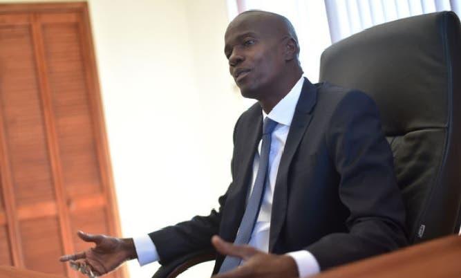 Presidente de Haití, Jovenel Moise/Foto: Fuente externa.