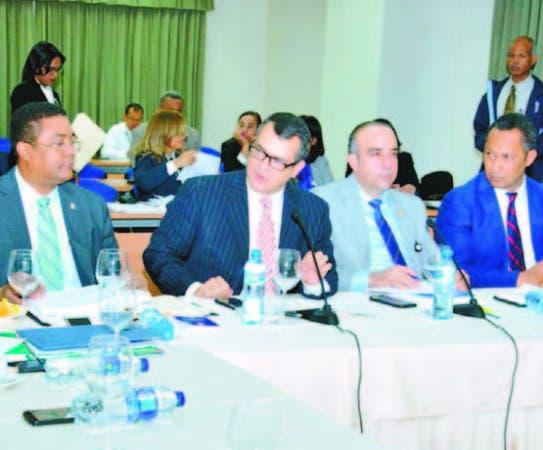 La comisión que estudia el proyecto la dirige el senador Victoria Yeb