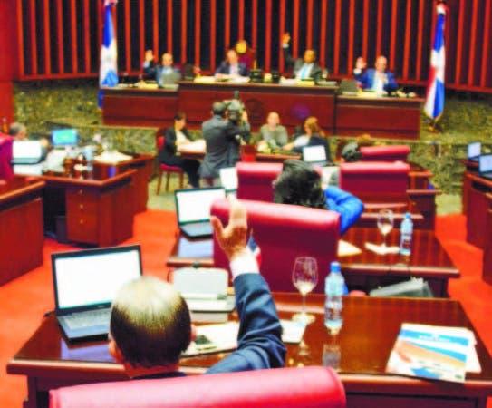 La iniciativa salió de la Cámara de Diputados.