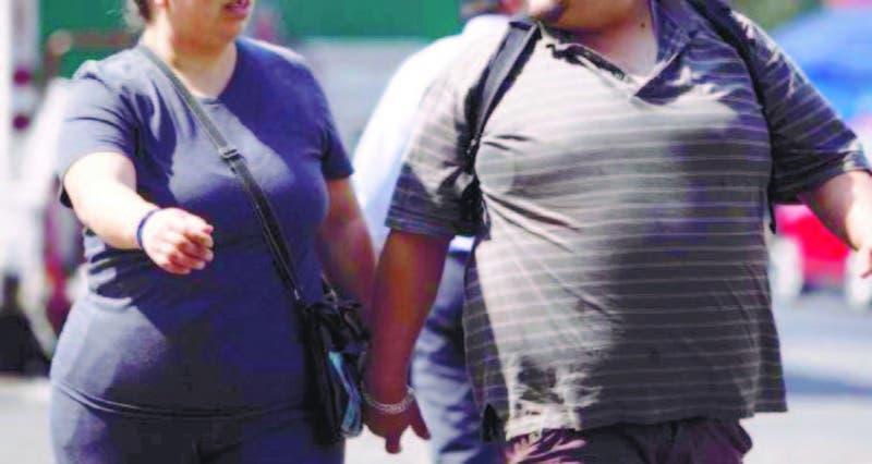Las cifras de obesidad han aumentado considerablemente en México