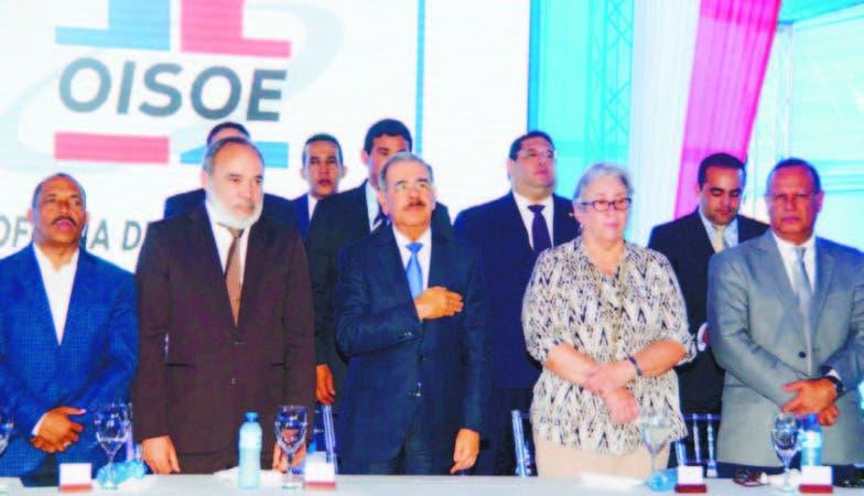 Las cuatro obras entregadas por el presidente Danilo Medina benefician sobre todo al municipio cabecera