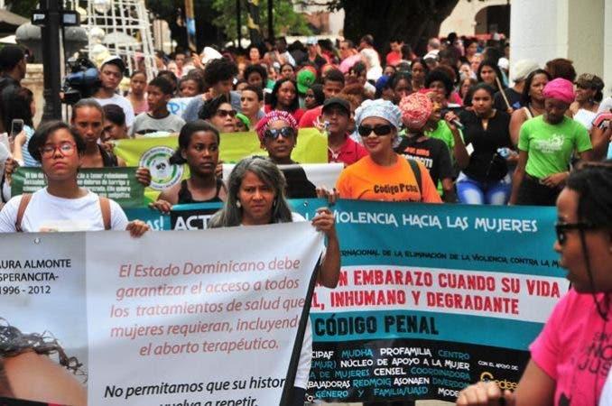 Manifestación Despenalización Aborto 3Causales