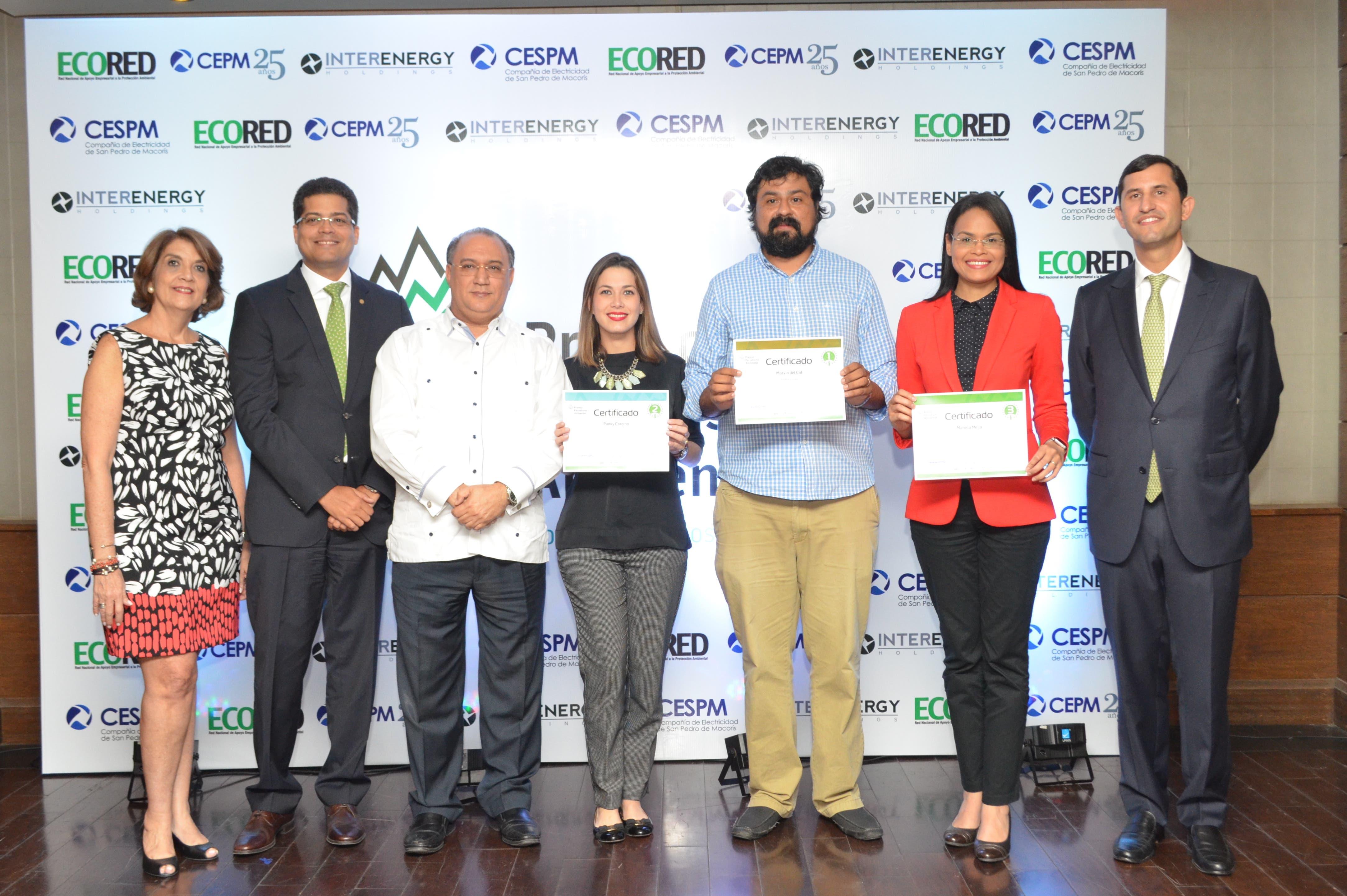 Presentan ganadores del Premio Periodismo Ambiental