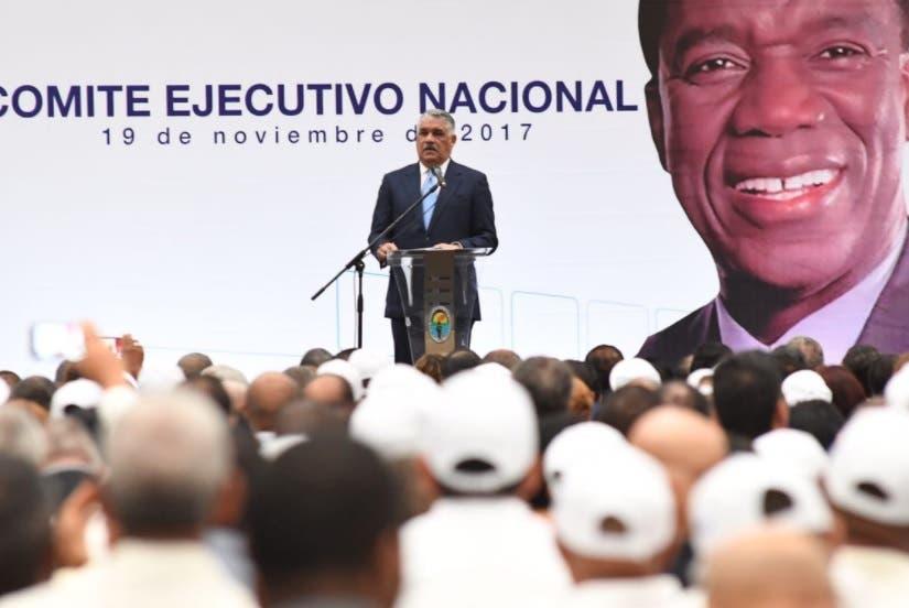 Virgilio Bello Rosa presidirá comisión para reforma estatutos del PRD