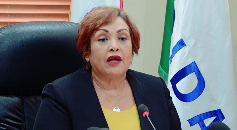 Nélsida Marmolejos renuncia de la DIDA; lea aquí su carta de salida