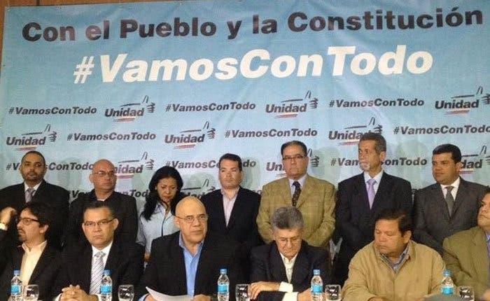 Oposición venezolana convoca a «protesta contra el fraude»