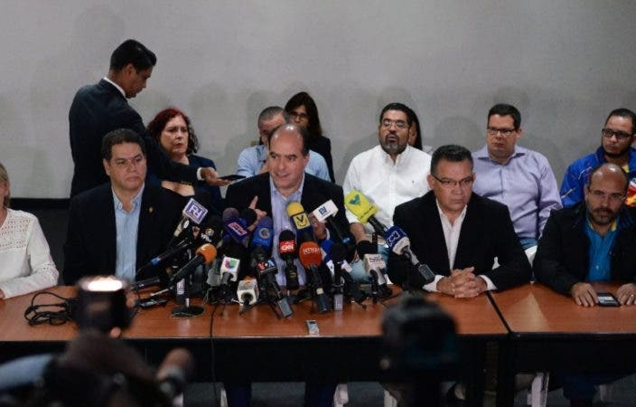 La información fue ofrecida por la oposición venezolana/Foto de archivo: Fuente externa.
