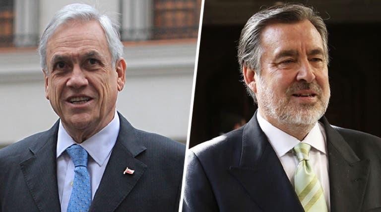 Piñera y Guillier van a segunda vuelta en Chile, según escrutinio