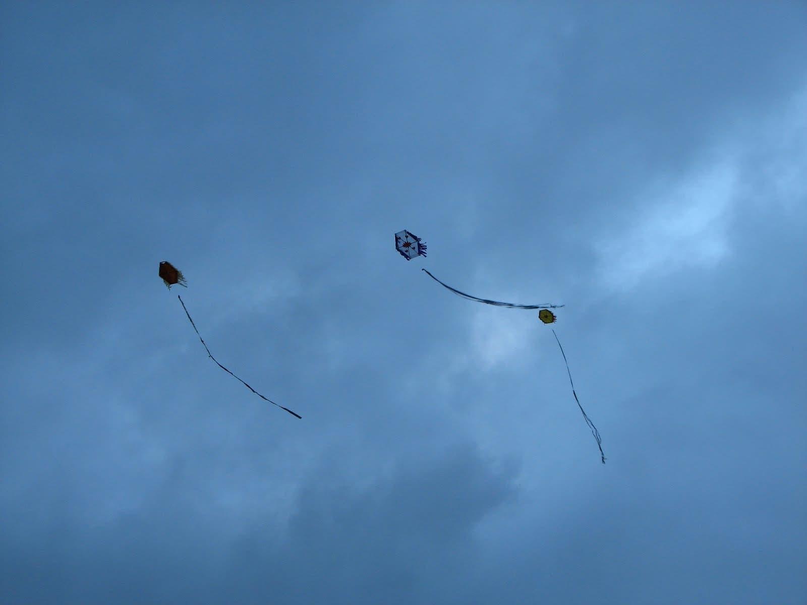 Estaban volando chichiguas cuando se produjo discusión, ambos sacaron armas y uno murió