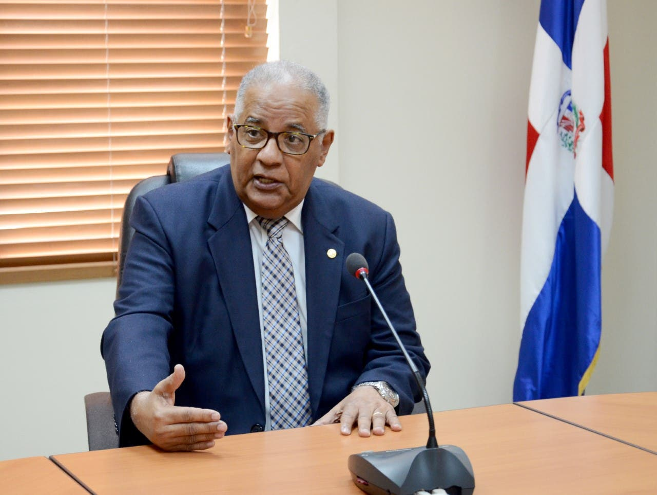 Gerente del CNSS espera Andeclip retire medida