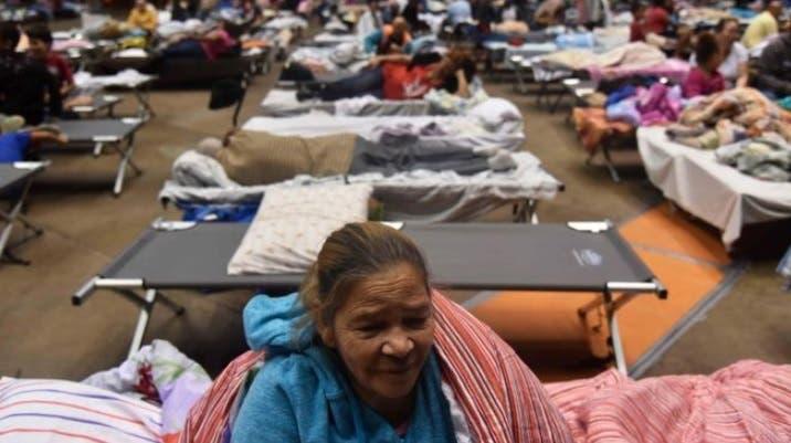 EEUU planea traslado temporal de 3.000 puertorriqueños a Florida y Nueva York
