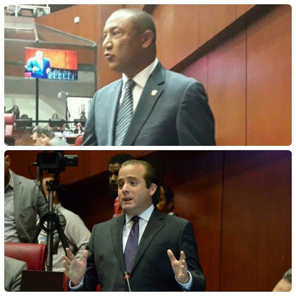 Senadores del PRM presentan al país proyecto de ley sobre Simplificación Administrativa