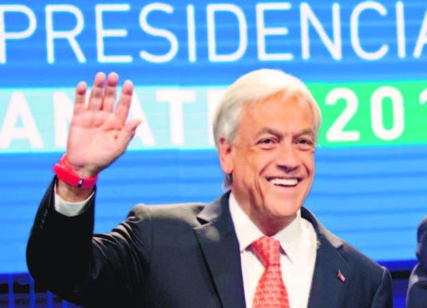 Sebastián Piñera fue presidente de Chile entre 2010 y 2014.