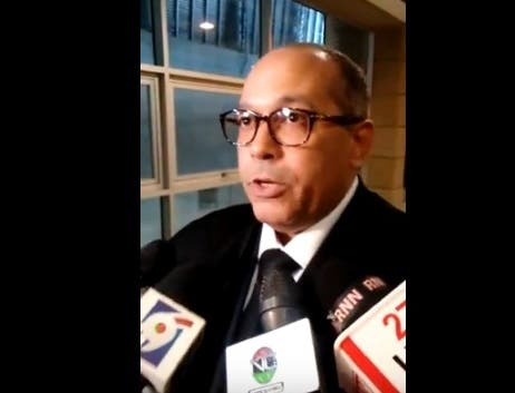 Inicia audiencia busca variar coerción a Díaz Rúa y Ángel Rondón