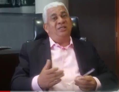 Resultado de imagen para Ricardo de los Santos,, presidente de Fenatrado