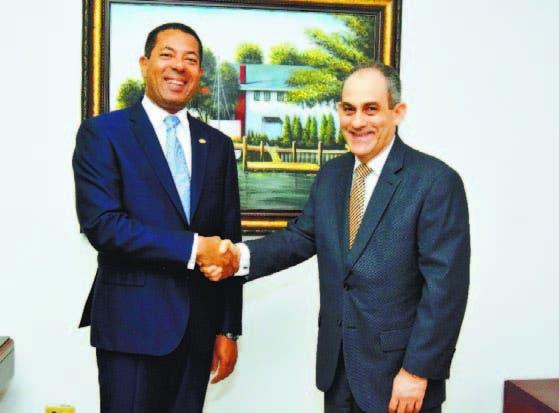 Ysidro García y Luis Reyes Abréu