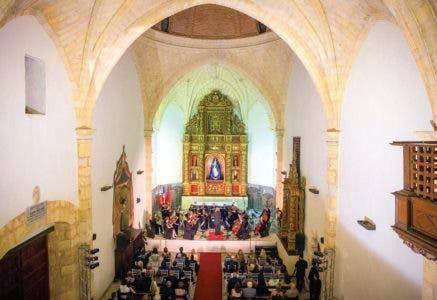 Conciertos de la Villa noche majestuosa en el convento