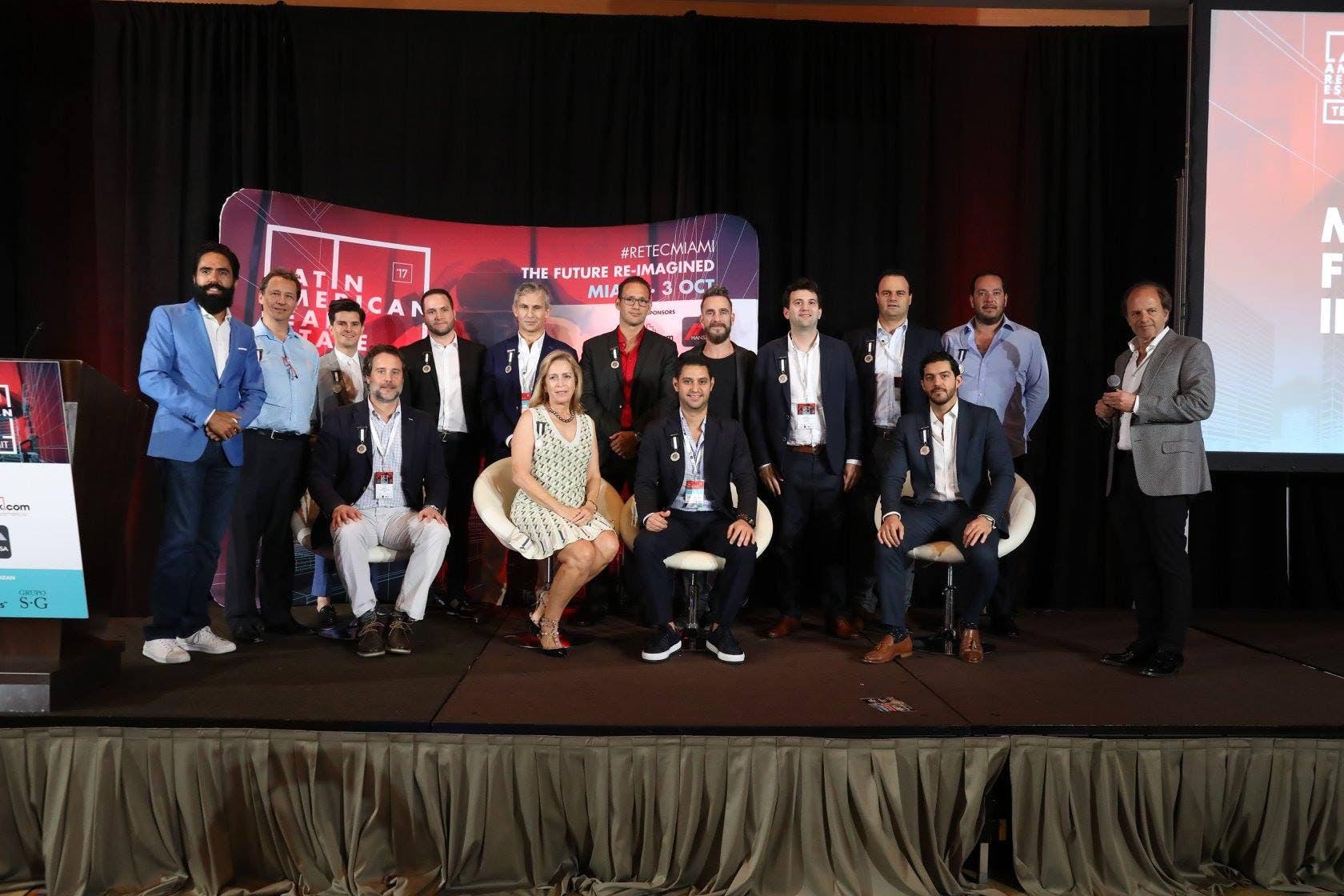 Se reúnen los grandes del sector inmobiliario latinoamericano