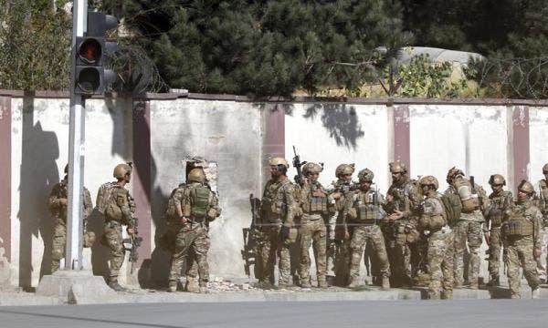 Al menos cuatro muertos y 20 heridos en ataque a cadena de televisión en Kabul