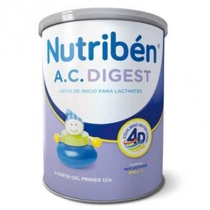 leche en polvo Nutribén