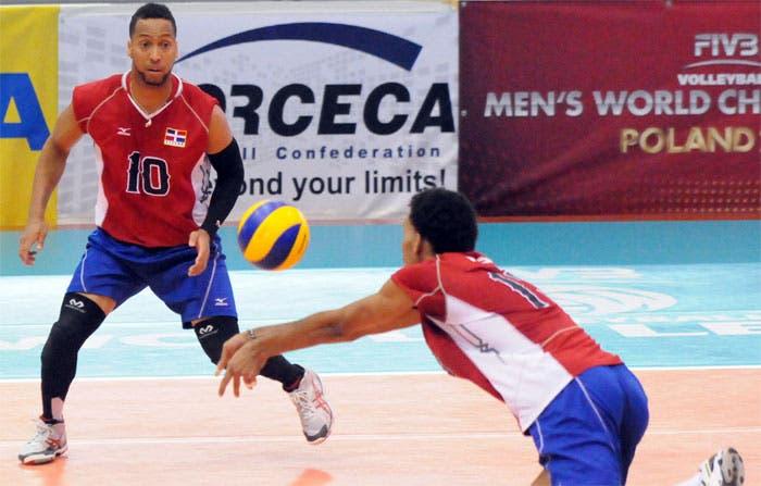 República Dominicana va por la segunda ronda en segundo Mundial de voleibol
