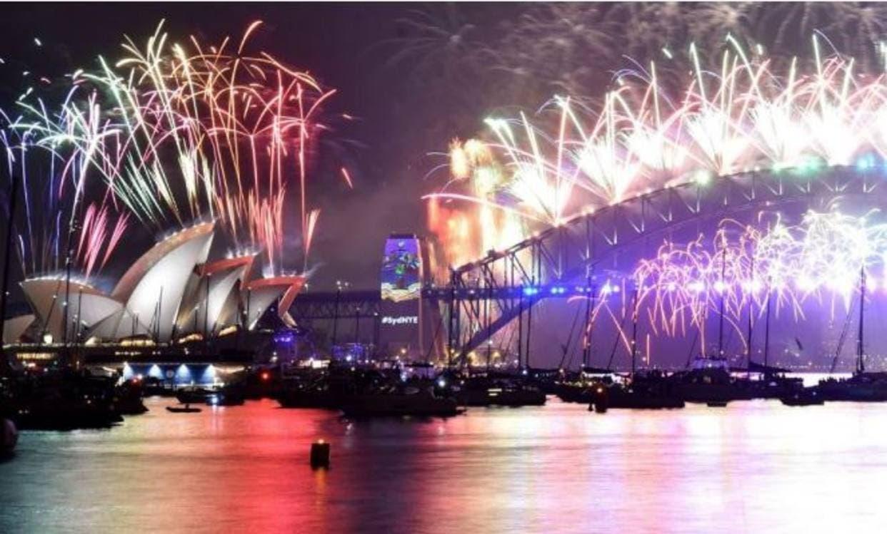 Nueva Zelanda, los primeros en celebrar Año Nuevo