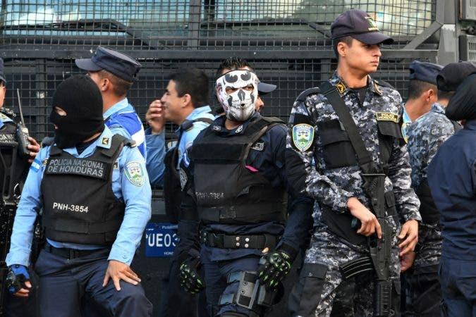 HONDURAS-ELECTION-AFTERMATH-CURFEW