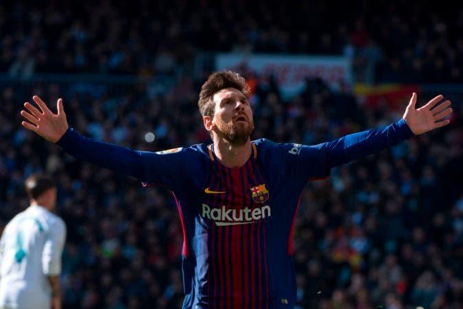 Lionel Messi .