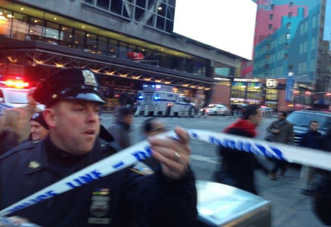 Manhattan Explosion Report