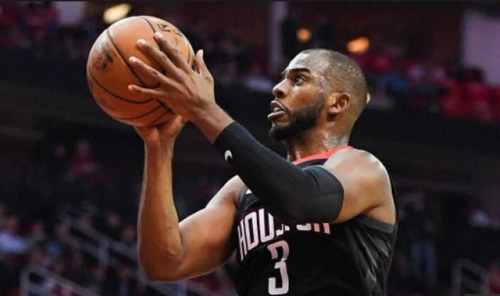 Chris Paul. Foto: Fuente externa.