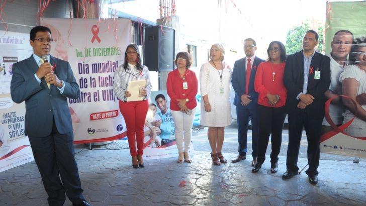 Ministerio de Salud destaca esfuerzos para disminuir incidencia de VIH/SIDA en el país