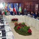El encuentro se realiza ne la Cancillería dominicana/Félix de la Cruz