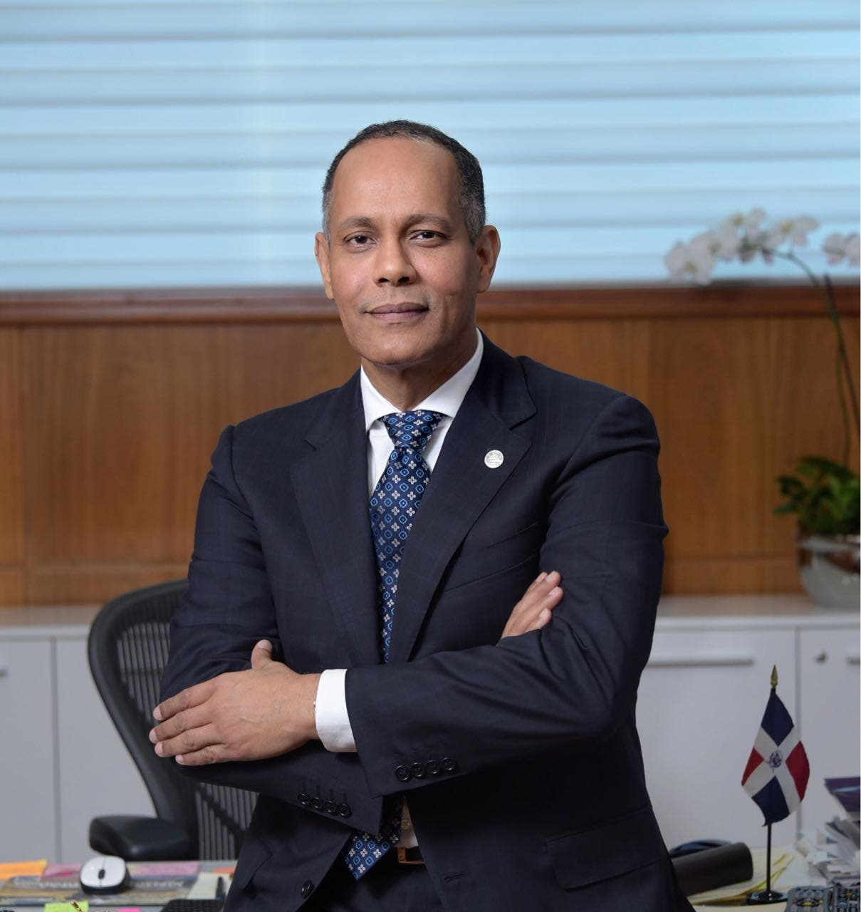 Director General de la OPTIC%2c ingeniero Armando García