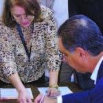 Durante inscripción candidatura