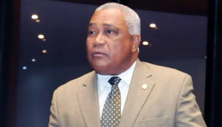 Senador Eddy Mateo/Fuente externa.