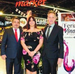 Ejecutivos de Carrefour Market