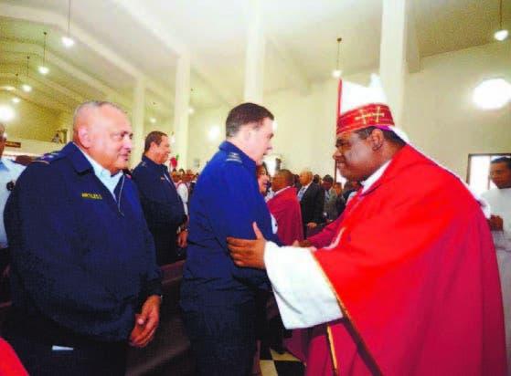 El centro médico celebró con una misa sus 59 años de servicio.