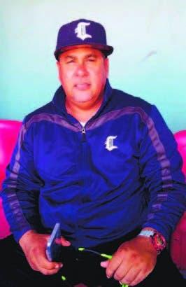 El deportista Cristian Batista