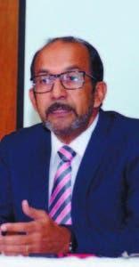 El economista Rafael Espinal