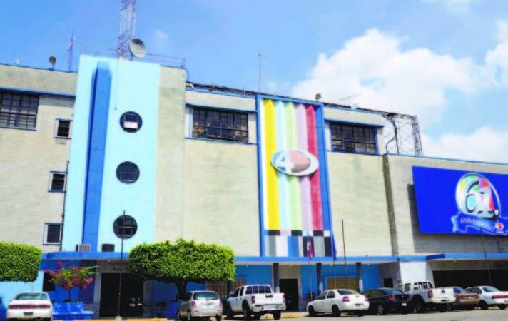 El estatal Canal 4, antigua estación La Voz Dominicana