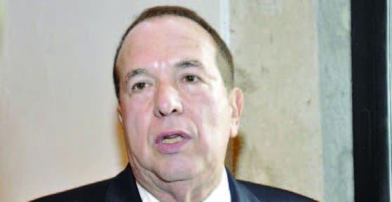 El presidente de la Cámara de Cuentas, Hugo Álvarez Pérez.