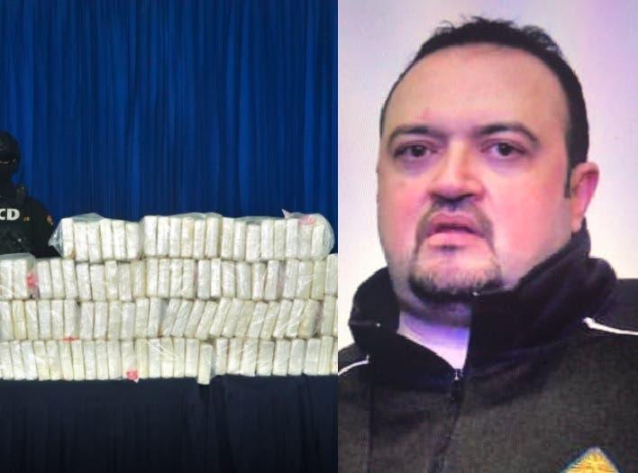 Capturan en Colombia  empresario venezolano vinculado a alijo de droga en RD