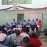 Encuentro con Auxiliares de la Policía Escolar