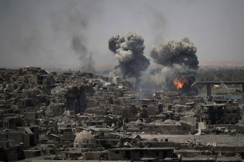 El gobierno iraquí da por terminada la guerra en el país contra el Estado Islámico
