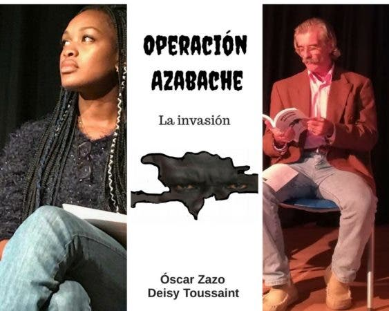 . La Asociación Cultural y Cooperación al Desarrollo  Biblioteca República Dominicana (ACUDEBI) realizó la noche del viernes 29 de diciembre un acto para la puesta en circulación de la novela ´´Operación Azabache´´ de los escritores Deisy Toussaint (dominicana) y Óscar Zazo (español) en el marco del Festival de Cultura Latinoamericana