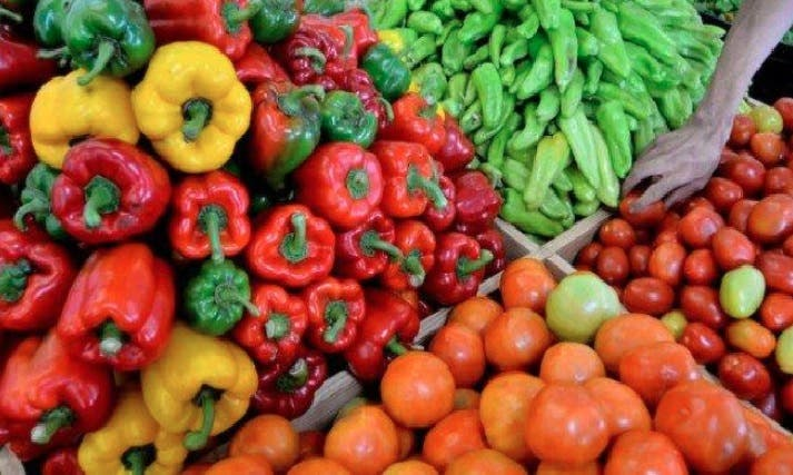 Frutas y vegetales RD
