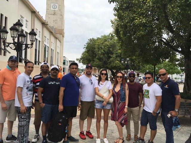 MITUR realiza primer Fam-Trip para agentes de viaje de Emiratos Arabes y países del Golfo