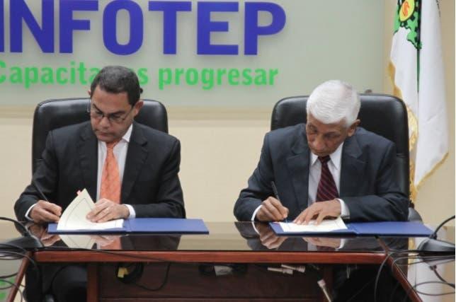 Infotep anuncia formación de técnicos fundidores para la metalúrgica