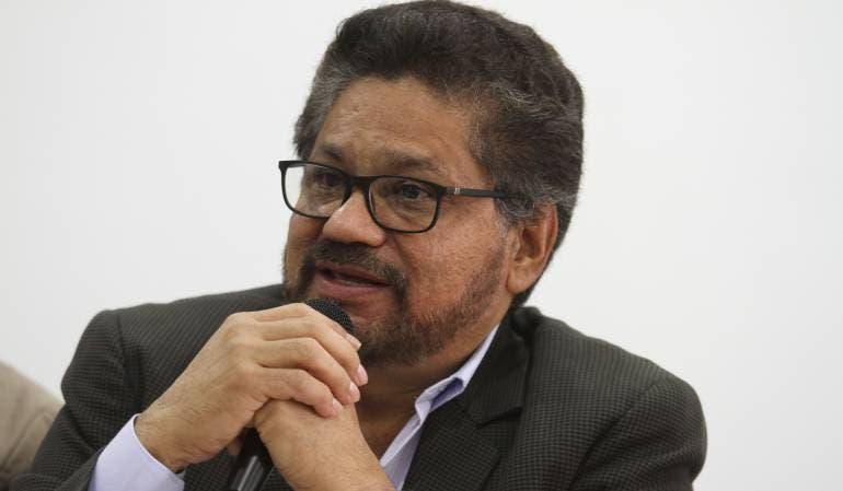 Iván Márquez. Fuente externa.